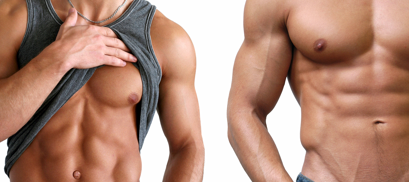 Now You Won't Be Embarrassed Of Man Breasts With GynecomastiaCure